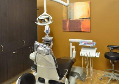 Private dental operatory