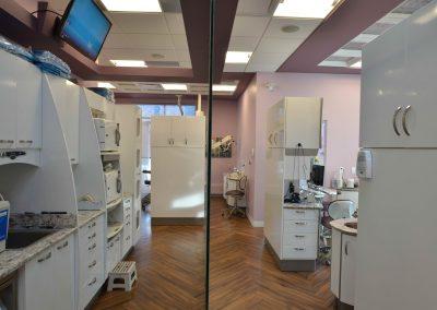 Dental sterilization station