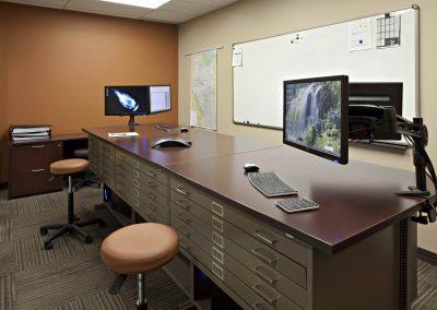 Collaborative work station