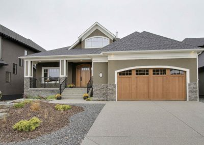 New build in Calgary community