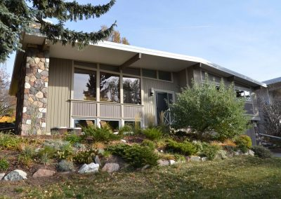 Exterior residential home refresh