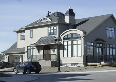 New custom home built in Aspen Ridge Estates