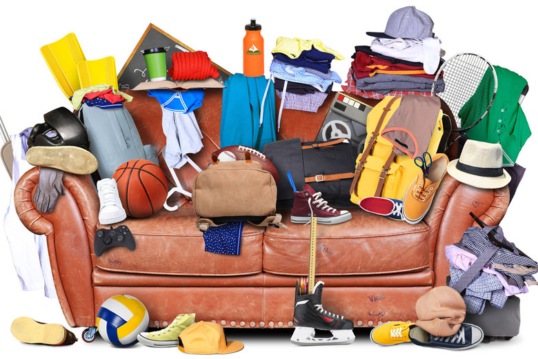 Managing your space at home