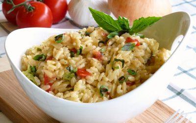 Orzo Rice Pilaf